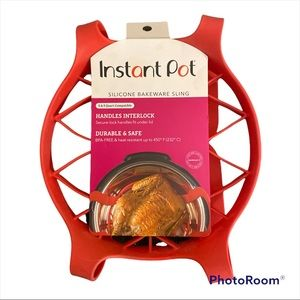 New Instant Pot Silicone Bakeware Sline